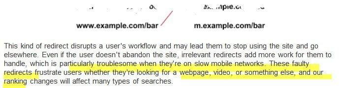 Google Nutzererfahrung